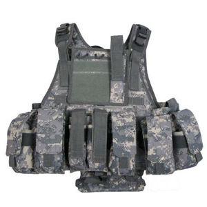 Taktická vesta MFH® Ranger - AT digital (Barva: AT digital)