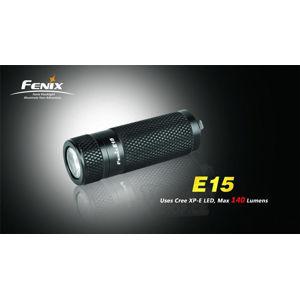 LED baterka,svítilna Fenix E15