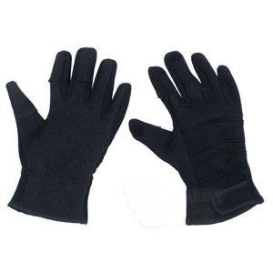 Neoprenové - security rukavice MFH® Combat - černé (Velikost: XXL)