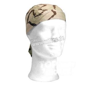 Šátek HEADWRAP Mil-Tec® - desert (Barva: US desert 3 color)