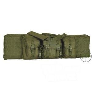 Pouzdro na 4 zbraně 46 Padded Voodoo Tactical - zelené (Barva: Zelená)