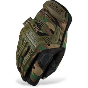 Rukavice MECHANIX WEAR - M-Pact® Covert 2013 - woodland camo (Velikost: S)