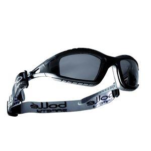 Brýle ochranné BOLLÉ® TRACKER - kouřové (Barva: Černá, Čočky: Kouřově šedé)