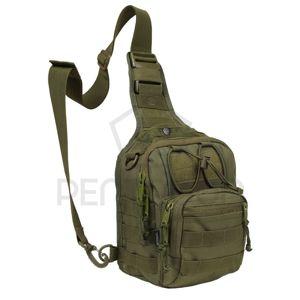 Taktická taška přes rameno PENTAGON® UCB - oliv (Barva: Olive Green)