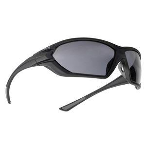 Sluneční ochranné brýle BOLLÉ® ASSAULT - kouřové (Barva: Černá, Čočky: Kouřově šedé)