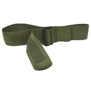 Nylonový opasek BDU Voodoo Tactical - zelený (Barva: Zelená, Velikost: L)