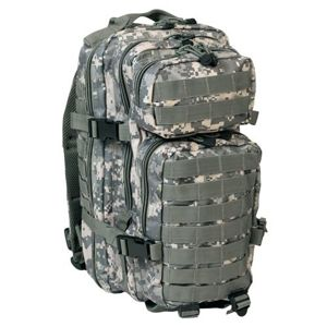 Vojenský batoh US ASSAULT PACK small Mil-Tec® - AT digital (Barva: AT digital)