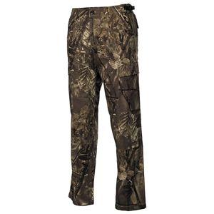 Kalhoty MFH® US BDU Rip Stop - hunter - hnědé (Barva: Lovec hnědý, Velikost: XL)