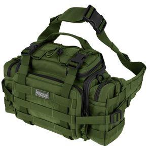Ledvinka - taška MAXPEDITION® Sabercat™ Versipack® - zelená (Barva: Zelená)