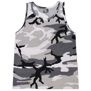 Bavlněné tílko US army MFH® - urban (Barva: Urban, Velikost: XL)