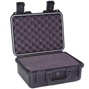 Vodotěsný kufr Peli™ Storm Case® iM2100 s pěnou – černý (Barva: Černá)
