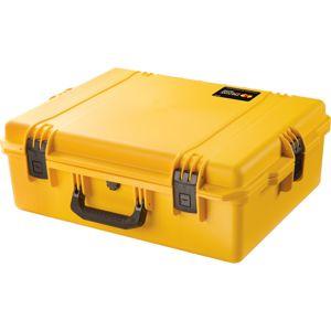 Vodotěsný kufr Peli™ Storm Case® iM2700 bez pěny – žlutý (Barva: Žlutá)