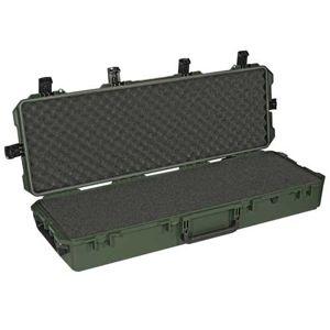 Odolný vodotěsný dlouhý kufr Peli™ Storm Case® iM3200 s pěnou – zelený-oliv (Barva: Olive Green)