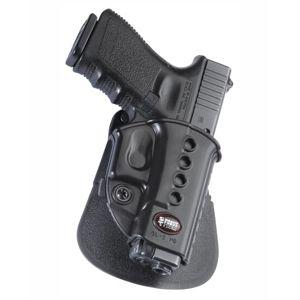 Pistolové pouzdro FOBUS® GL-2 ND LH BHP RT opaskové Roto-Holster™ pro služební opasek na pistoli Glock, Kahr nebo Walther - pro leváky