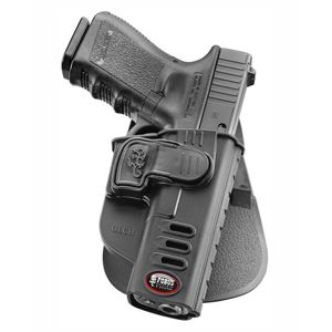 Pistolové pouzdro FOBUS® GLCH LH RT s pádlem Roto-Holster™ na pistoli Glock - pro leváky