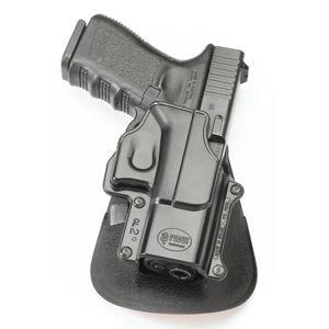 Pistolové pouzdro FOBUS® GL-2 SH EX BH stehenní s opaskovým průvlekem na pistoli Astra nebo Glock