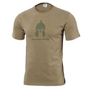 Pánské tričko PENTAGON® Dauntless Warrior - coyote (Barva: Coyote, Velikost: S)