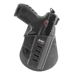 Pistolové pouzdro FOBUS® SR-22 LH BHP opaskové pro služební opasek na pistoli Ruger - pro leváky
