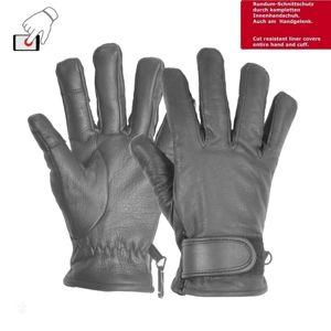 Ochranné kožené rukavice COP® CR212 TS (Velikost: S)