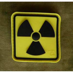 Nášivka JTG H3 Radioactiv - barevná