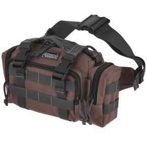Ledvinka MAXPEDITION® Proteus™ Versipack® - Dark Brown (Barva: Dark Brown)