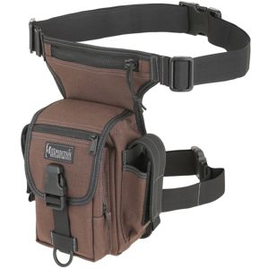 Ledvinka MAXPEDITION® Thermite™ Versipack® - Dark Brown (Barva: Dark Brown)