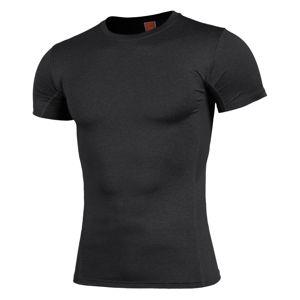 Funkční tričko PENTAGON® Apollo TacFresh - černé (Barva: Černá, Velikost: L)