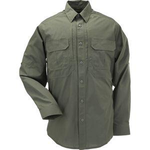 Košile s dlouhým rukávem 5.11 Tactical® Taclite Pro - zelená (Barva: Zelená, Velikost: S)