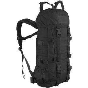Vojenský batoh Wisport® Silver Fox - černý (Barva: Černá)