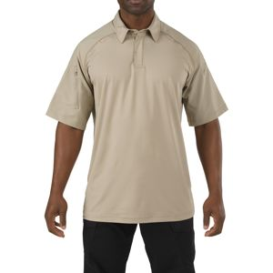 Polokošile 5.11 Tactical® Rapid Performace Polo - Silver Tan (Barva: Silver Tan, Velikost: S)