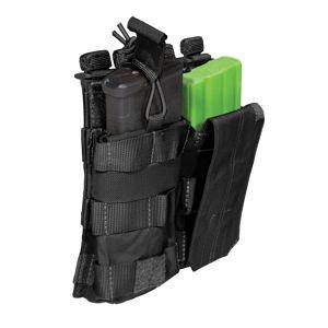 Sumka na zásobník 5.11 Tactical® AR Double - černá (Barva: Černá)