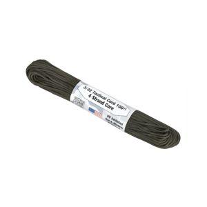 Padáková šňůra Paracord 275 LBS. ARM® - zelená (Barva: Zelená)