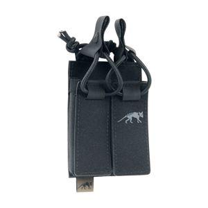 Pouzdro Tasmanian Tiger® DBL Pistol Mag BEL VL - černé (Barva: Černá)
