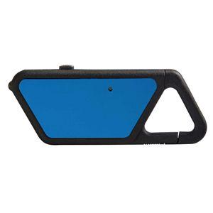 USB LED svítilna ASP® Sapphire - polymerový rám, modrá (Barva: Modrá)