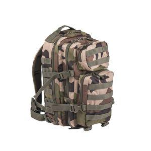 Vojenský batoh US ASSAULT PACK small Mil-Tec® - CCE (Barva: Camouflage Centre Europe (CCE) )