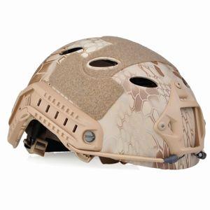 Airsoftová helma FAST PJ Element® - Nomad (Barva: Kryptek Nomad™)