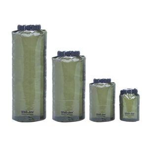 Vak voděodolný Web-Tex® 2,5 litrů - zelený