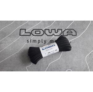 Tkaničky Lowa® 150 cm - černé (Barva: Černá, Varianta: 150 cm)