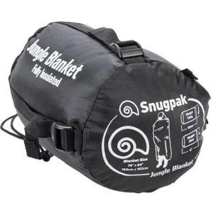 Deka Jungle Travel Snugpak® - černá (Barva: Černá)