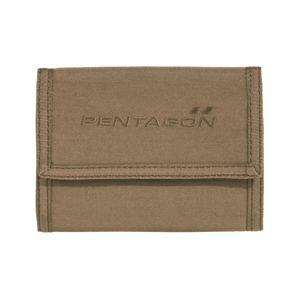 Peněženka PENTAGON® Stater 2.0 - coyote (Barva: Coyote)