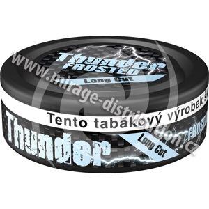 Žvýkací tabák THUNDER® Long Cut FROST 37 g