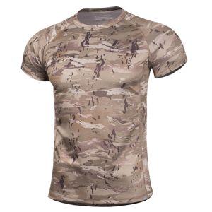 Funkční tričko PENTAGON® Quick Dry-Pro – PentaCamo (Barva: PentaCamo®, Velikost: L)