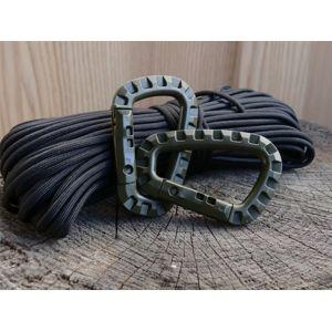 Univerzální karabina Viper Tactical® - zelená (Barva: Zelená)