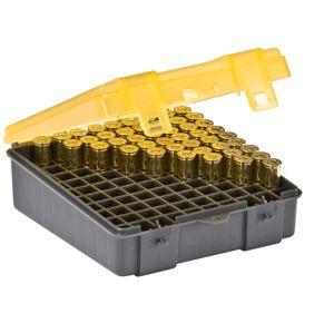 Krabička na náboje - 38 .Special Plano Molding® USA - 100 ks, žlutá