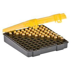 Krabička na náboje - .45 ACP Plano Molding® USA - 100 ks, žlutá