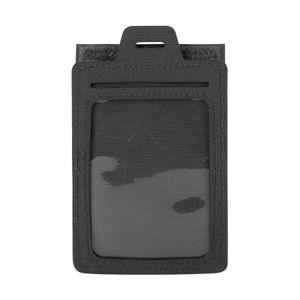 Pouzdro na průkaz ID Card Office Tasmanian Tiger® - černé (Barva: Černá)