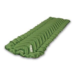Nafukovací karimatka Static V Long Klymit® - Zelená