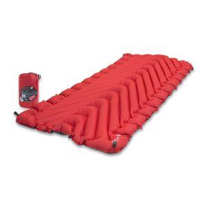 Nafukovací karimatka Insulated Static V™ Luxe Klymit® - červená