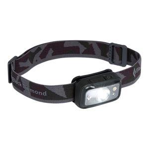 Čelovka Cosmo 250 Black Diamond® - černá (Barva: Černá)
