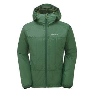 Celoroční izolační bunda Prism Montane® - Arbor Green (Barva: Zelená, Velikost: XXL)